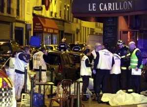 フランス同時多発テロ20151114